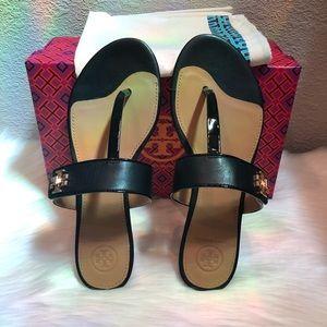 NEW Tory Burch Kira Thong Sandals SZ 7
